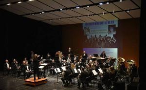 La Banda de Música de Badajoz ofrece un concierto con los ganadores del curso de dirección musical