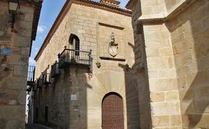 Visitas en portugués al Palacio de Carvajal