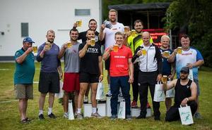 Cienfuegos, tercero en un encuentro internacional de martillo en Alemania