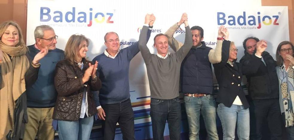 El PP deja en manos de Lobato si dimite para negociar con Cs en Almendralejo