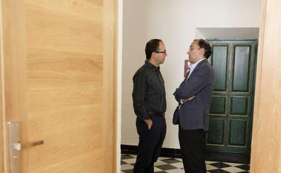 Mateos (PP) descarta la investidura de Alcántara (Cs) como alcalde de Cáceres