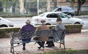 Plasencia es la ciudad más envejecida de la región