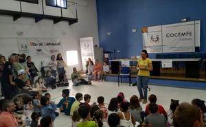 COCEMFE celebró la V Fiesta Infantil de la Primavera