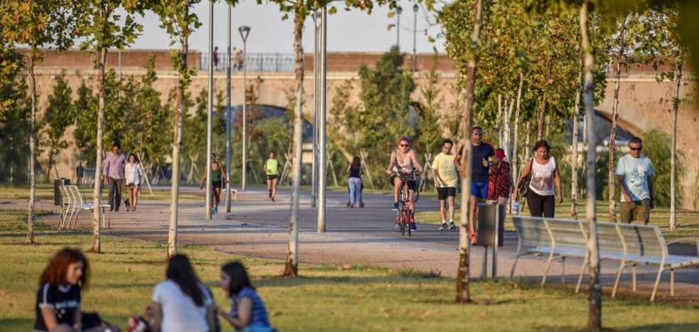 Desestimados los recursos que pararon el contrato de los parques del río en Badajoz