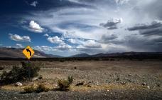 Turismo en el californiano Valle de la Muerte