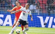 Marozsán será baja contra España