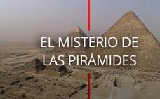 'El misterio de las pirámides', en Historia