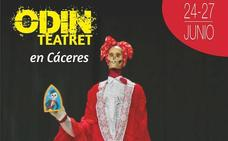 El Odin Teatret llega a Cáceres