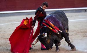 Notable corrida de Valdellán