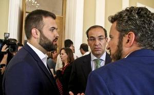 El PSOE de Cáceres, dispuesto a hablar de las concejalías que pide Cs, que hoy se reúne con el PP