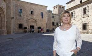 Rosario Cordero: «Estoy contenta y agradezco a mi partido la confianza»