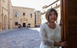 Rosario Cordero repetirá como presidenta de la Diputación de Cáceres