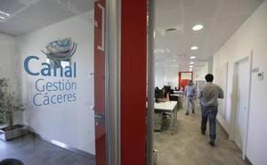 Los trabajadores de Canal de Isabel II en Cáceres anuncian un conflicto colectivo por incumplimiento de convenio