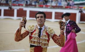 Emilio de Justo no toreará en Plasencia