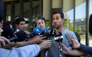 Competición suspende a Iñigo y abre expediente al Valladolid, Borja y Gontán
