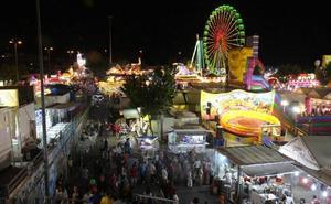 Policías nacionales reforzarán la seguridad en la Feria de Plasencia, que comienza hoy
