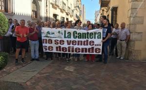 Una protesta ciudadana busca parar la venta de Hormigusa