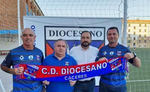 Adolfo Senso, nuevo entrenador del Diocesano
