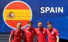 España aspira a los Juegos en el Europeo