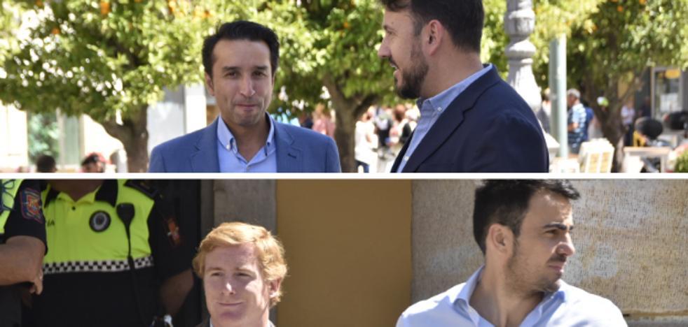 La elección del alcalde, pendiente de los acuerdos en Madrid