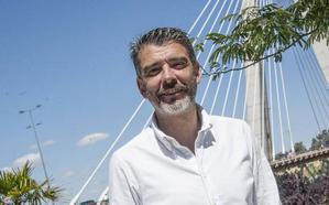 Pablo Blázquez: «Trabajar para el Badajoz siempre merece la pena»