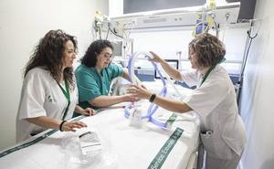 El Universitario de Cáceres ya ha realizado 477 intervenciones quirúrgicas