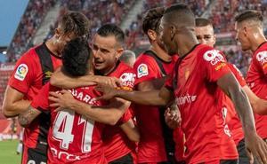 El Mallorca asesta el primer golpe