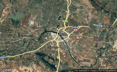 Un vecino de La Garrovilla fallece tras un accidente de moto en la A-5, a la altura de Mérida
