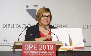 Cordero dará prioridad a resolver el problema de las aguas residuales en los municipios cacereños