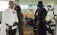 Darth Vader llena su imperio de donantes