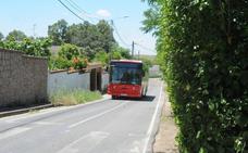 El bus urbano de Mérida hará tres viajes diarios a Proserpina hasta el 15 de septiembre