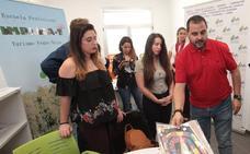 Roman Pozuelo, de la Unión de Autónomos, anima a los jóvenes a emprender