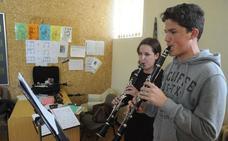 Música en el Conservatorio y en Santo Domingo