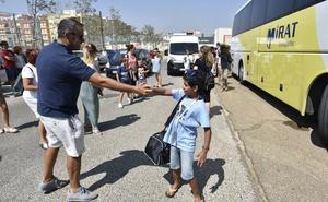 137 niños saharauis disfrutarán del verano con familias extremeñas