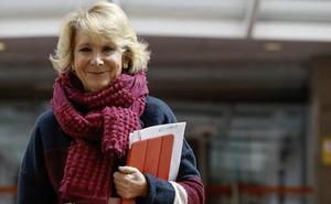 El juez de Lezo rechaza imputar a Esperanza Aguirre como pidió el PSOE