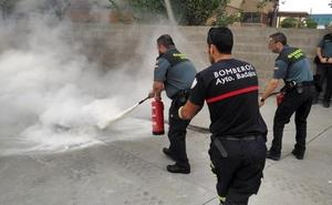 Jornada de prevención de riesgos laborales para 80 guardias civiles de Badajoz