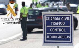 La Guardia Civil detectó 41 positivos por alcohol y 9 por drogas en la Feria de Cáceres