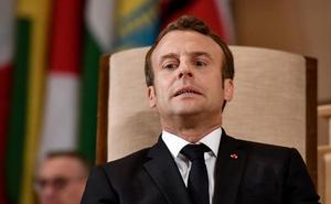 Macron avisa a Rivera de que peligra su alianza si optan por hacer frente común con Vox
