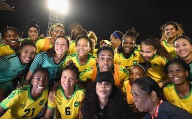 Los Marley y su amor por el fútbol
