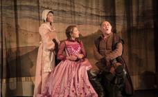 Zorrilla, Moliére y Cervantes llenan las tablas del Festival de Teatro Clásico de Cáceres