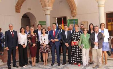José Carlos Contreras, investido alcalde de Zafra por segunda vez consecutiva