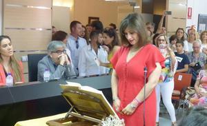 Raquel Medina repite como alcaldesa de Navalmoral al liderar la lista más votada