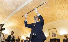 Fernando Pizarro toma posesión como alcalde de Plasencia con «humildad, prudencia y orgullo»