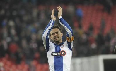 Sergio García no seguirá en el Espanyol