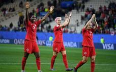 Canadá gana a Nueva Zelanda y pasa a octavos junto a Holanda