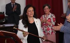 Marisa Murillo, elegida alcaldesa de Alburquerque con los votos del PSOE y de Ipal