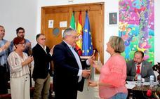 La corporación municipal de Monesterio apuesta por Antonio Garrote