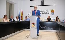 Siete votos dan la Alcaldía de Arroyo de la Luz a Carlos Caro Domínguez