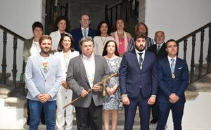 José Antonio Redondo, alcalde de Trujillo, pide honradez y sacrificio