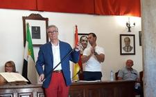 Juan Carlos Hernández, proclamado alcalde de Logrosán